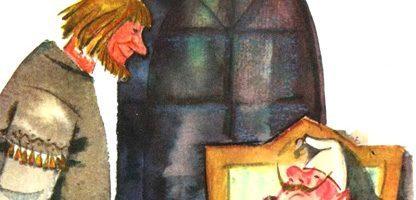Батрак — русская народная сказка. Читать онлайн.