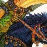 Бой на Калиновом мосту - русская народная сказка