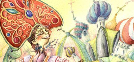 Царевна Несмеяна — русская народная сказка. Читать онлайн.