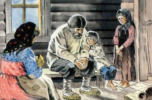 Диво дивное, чудо чудное - русская народная сказка
