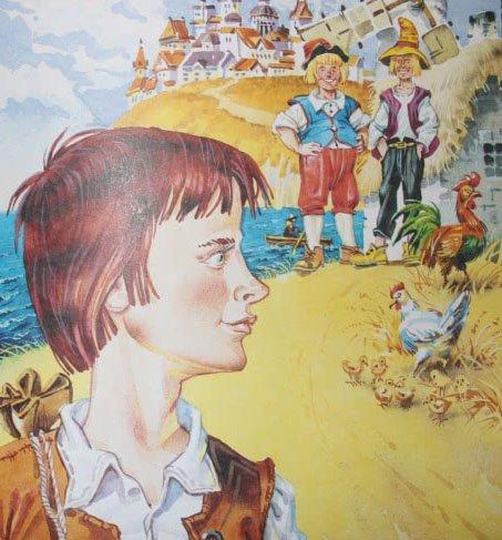 Дорога, которая никуда не ведет - Джанни Родари. Читайте онлайн.