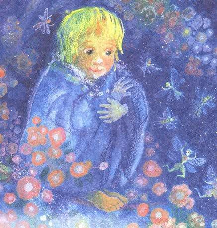Эльфа и носовой платочек - Астрид Линдгрен. Читайте онлайн.