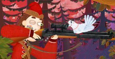 Федот-стрелец — русская народная сказка. Читать онлайн.