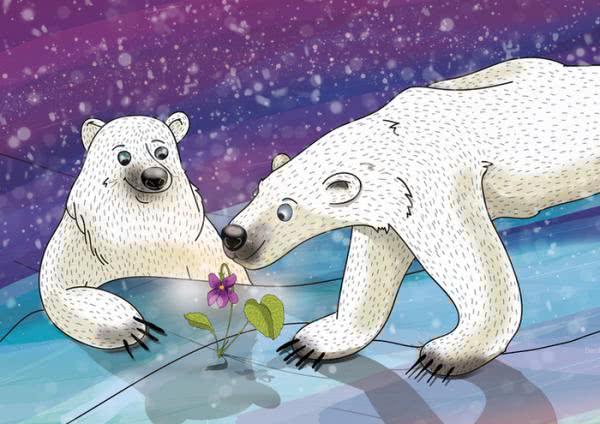 Фиалка на Северном полюсе - Джанни Родари
