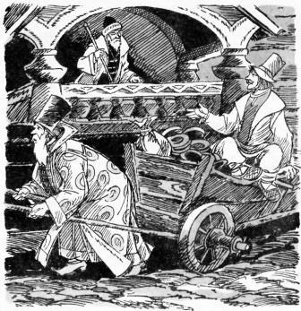 Горшеня - русская народная сказка. Читать онлайн.