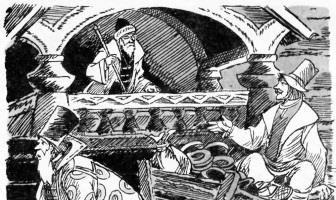 Горшеня — русская народная сказка. Читать онлайн.
