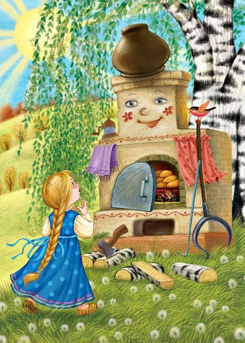 Гуси-лебеди - русская народная сказка. Читать онлайн.
