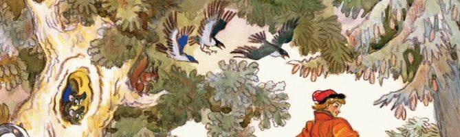 Иван-царевич и серый волк — русская народная сказка