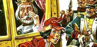Как Джованнино потрогал короля за нос — Джанни Родари.