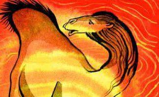 Как на спине верблюда появился горб — Редьярд Киплинг