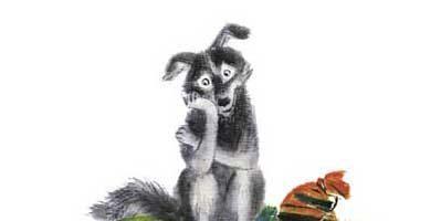 Как собака друга искала — русская народная сказка