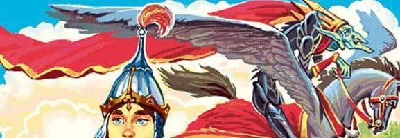 Кощей Бессмертный — русская народная сказка