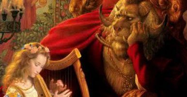 Красавица и чудовище — Шарль Перро. Читайте онлайн.