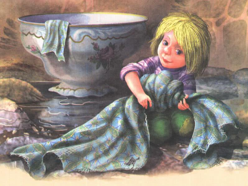 Крошка Нильс Карлсон - А.Линдгрен. Читайте онлайн с картинками.
