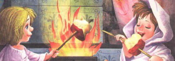 Крошка Нильс Карлсон — А.Линдгрен. Читайте онлайн с картинками. 0 (0)