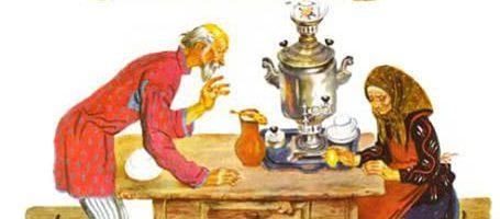 Курочка Ряба — русская народная сказка. Читать онлайн.