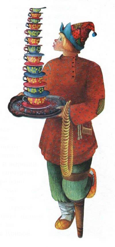 Медное, серебряное и золотое царства - русская народная сказка