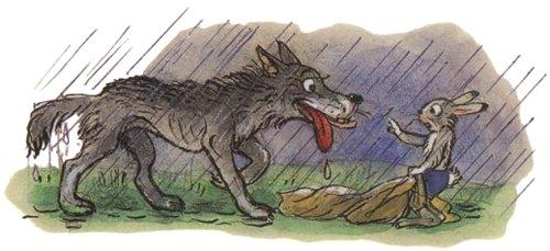 Мешок яблок - Сутеев В.Г. Сказка с иллюстрациями автора.