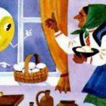Месяц и куриное яйцо - Ангел Каралийчев. Читайте онлайн с картинками.