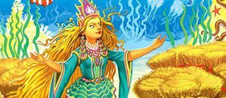 Морской царь и Василиса Премудрая — русская народная сказка 5 (1)