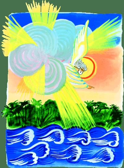 Морской краб, который играл с морем - Редьярд Киплинг