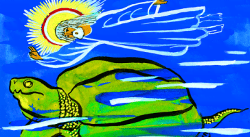 Морской краб, который играл с морем — Редьярд Киплинг 0 (0)
