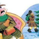 Мужик и барин - русская народная сказка. Читать онлайн.