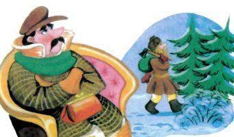 Мужик и барин — русская народная сказка. Читать онлайн. 0 (0)