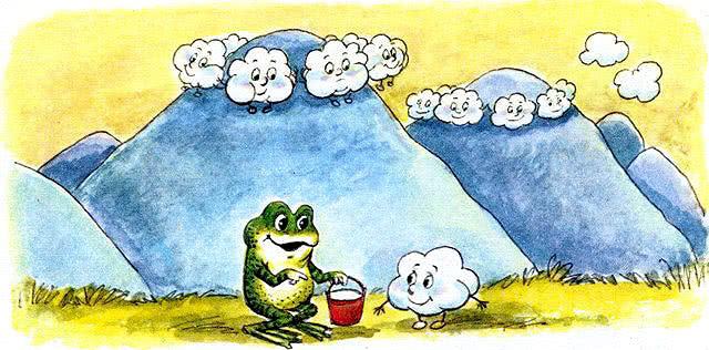 Облачковое молочко - Цыферов Г.М. Читать онлайн.