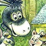 Одинокий ослик - Цыферов Г.М. Читать онлайн с картинками.