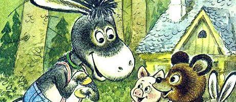 Одинокий ослик — Цыферов Г.М. Читать онлайн с картинками.