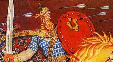 Песнь о Вещем Олеге — Пушкин А.С. Читайте онлайн. 5 (1)
