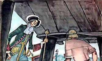 Петр Первый и кузнец — русская народная сказка 0 (0)