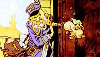 Почтальон и поросенок — Дональд Биссет. Читайте онлайн с картинками. 0 (0)