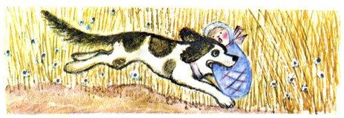 Полкан и медведь - русская народная сказка. Читать онлайн.