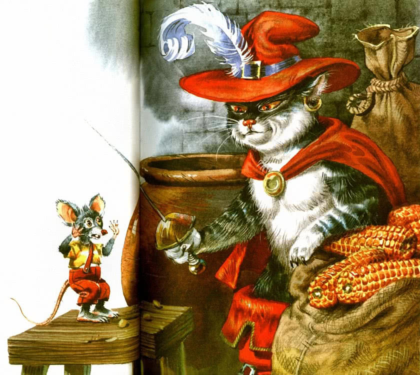 Про мышонка из книжонки - Джанни Родари