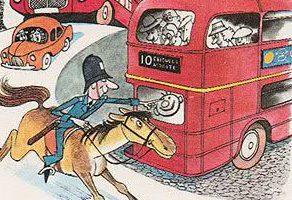 Про полисмена Артура и про его коня Гарри — Дональд Биссет 3 (2)