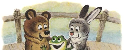 Разноцветные зверята — сказка Пляцковского. Читать онлайн.