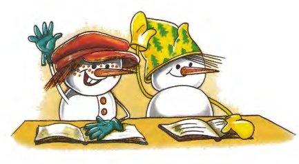Школа в Дедморозовке - Усачёв А.А. Читать онлайн с картинками.