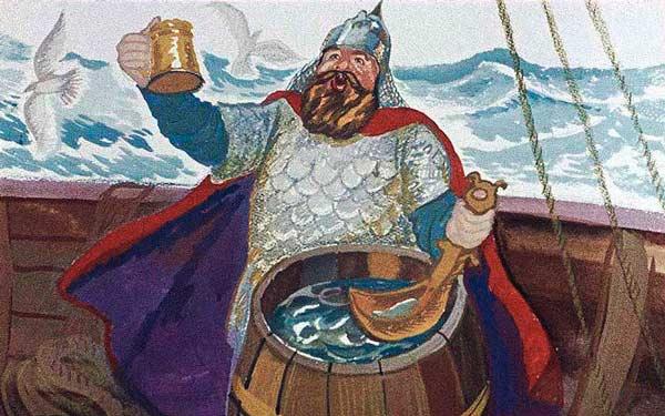 Семь Симеонов - русская народная сказка. Читать онлайн.