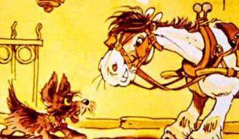 Сказка Блэки и Рэдди — Дональд Биссет. Читайте онлайн с картинками. 0 (0)