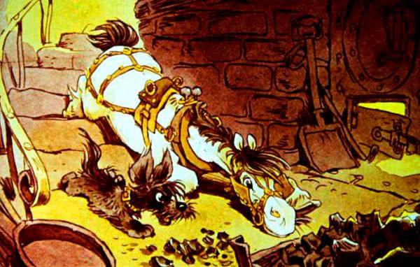 Сказка Блэки и Рэдди - Дональд Биссет. Читайте онлайн с картинками.