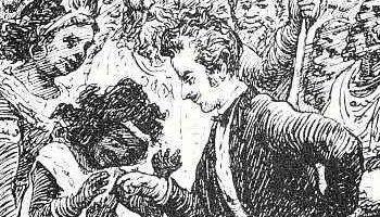 Сказка Блоха и профессор — Ганс Христиан Андерсен. Читать онлайн.