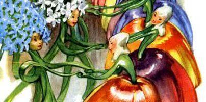 Сказка Цветы маленькой Иды — Г.Х.Андерсен. Читайте онлайн.