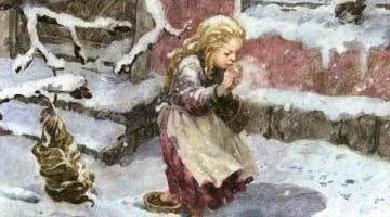 Сказка Девочка со спичками — Г.Х.Андерсен. Читать онлайн.