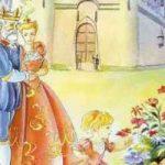 Сказка Девушка-дикарка - Братья Гримм. Читать онлайн.