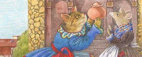 Сказка Дружба кошки и мышки — Братья Гримм. Читайте онлайн. 0 (0)