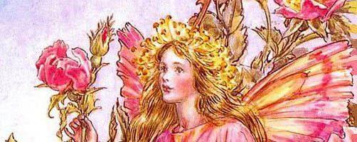 Сказка Эльф розового куста — Г.Х. Андерсен. Читать онлайн.