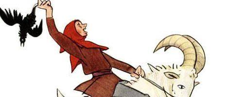 Сказка Ганс Чурбан — Ганс Христиан Андерсен. Читать онлайн.