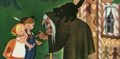 Сказка Гензель и Гретель — Братья Гримм. Читайте онлайн.